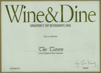 Certificate 10 2001