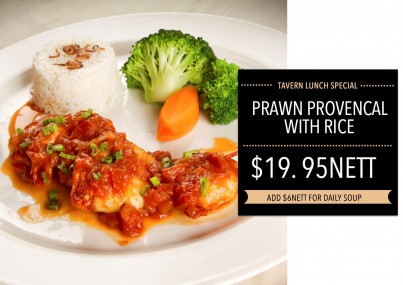 Lunch Special Oct 09- Oct 22