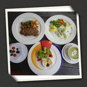 1-for-1 Set Lunch @$53.00++